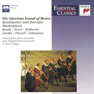 The Philadelphia Brass Ensemble, The New England Brass Ensemble 歌手頭像