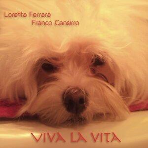 Loretta Ferrara, Franco Cansirro 歌手頭像
