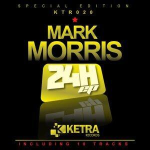 DJ Mark Morris アーティスト写真