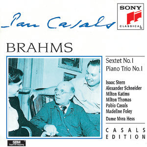 Pablo Casals, Isaac Stern 歌手頭像