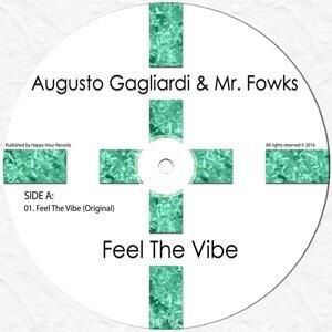 Augusto Gagliardi, Mr. Fowks 歌手頭像