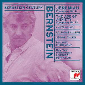 Leonard Bernstein, New York Philharmonic, Jennie Tourel 歌手頭像