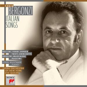 Carlo Bergonzi & John Wustman 歌手頭像