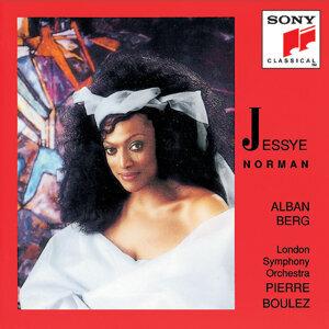 Pierre Boulez, Jessye Norman 歌手頭像