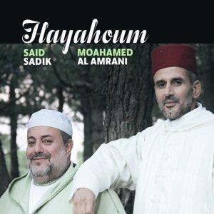 Mohamed Al Amrani, Said Sadik 歌手頭像