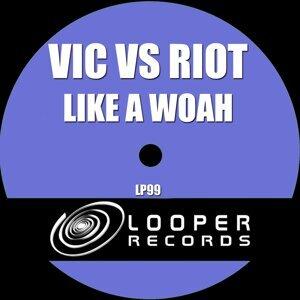 Vic, Riot 歌手頭像
