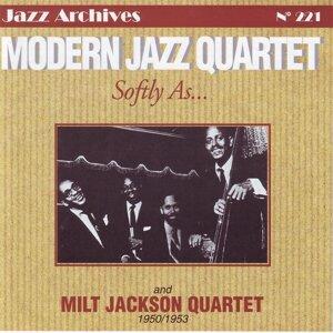 Modern Jazz Quartet, Milt Jackson Quartet 歌手頭像