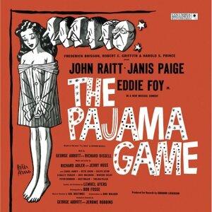 John Raitt, Janis Paige, Eddie Foy, Jr. 歌手頭像
