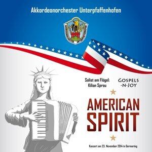 Akkordeonorchester Unterpfaffenhofen, Gospels-N-Joy, Kilian Sprau 歌手頭像