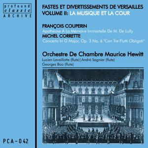 Orchestre De Chambre Hewitt 歌手頭像