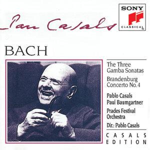 Pablo Casals, Paul Baumgartner, John Wummer, Bernard Goldberg, Prades Festival Orchestra 歌手頭像