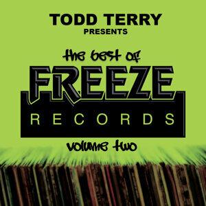 Todd Terry, Black Riot, Sound Design 歌手頭像