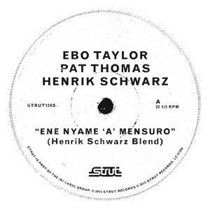 Ebo Taylor, Pat Thomas, Henrik Schwarz 歌手頭像