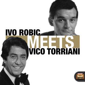 Ivo Robic, Vico Torriani 歌手頭像