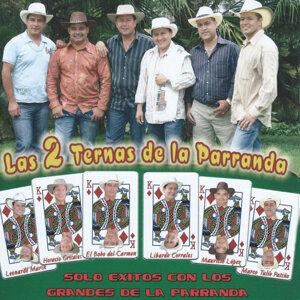 Las 2 Ternas De La Parranda 歌手頭像