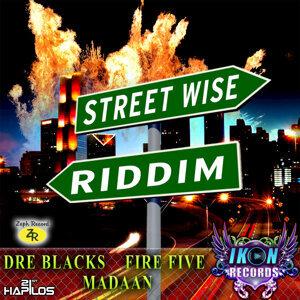 Dre Blacks, Fire Five, Madaan, Dre Blacks, Fire Five, Madaan 歌手頭像