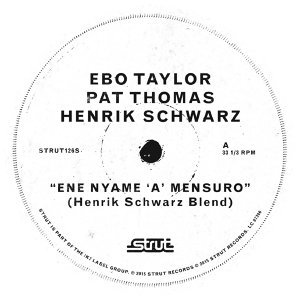 Ebo Taylor / Pat Thomas / Henrik Schwarz 歌手頭像