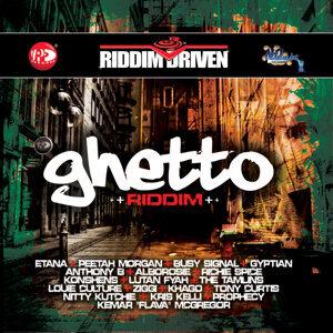 Riddim Driven: Ghetto 歌手頭像