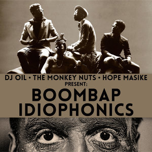 DJ Oil, The Monkey Nuts & Hope Masike 歌手頭像