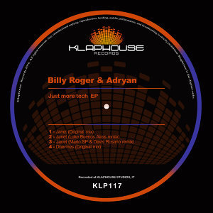 Billy Roger, Adryan 歌手頭像
