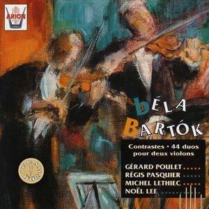 Régis Pasquier, Gérard Poulet, Michel Lethiec, Noël Lee 歌手頭像