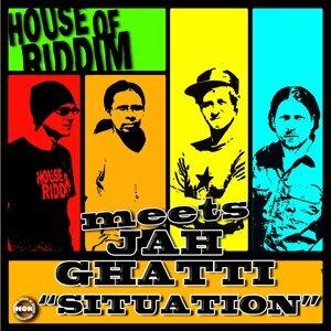 Jah Ghatti Meets House Of Riddim 歌手頭像