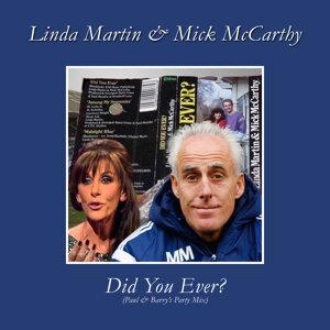 Linda Martin, Mick McCarthy 歌手頭像