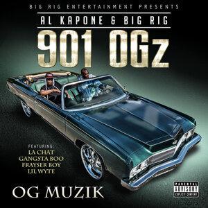 901 OGz 歌手頭像