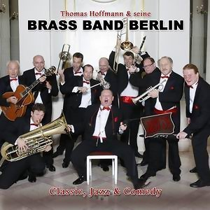 Thomas Hoffmann seine Brass Band Berlin