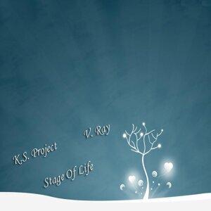 K.S. Project, V. Ray 歌手頭像