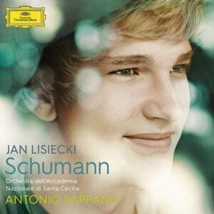 Jan Lisiecki, Orchestra dell'Accademia Nazionale di Santa Cecilia, Antonio Pappano 歌手頭像