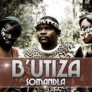 B'utiza 歌手頭像
