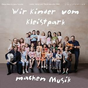Wir Kinder vom Kleistpark machen Musik アーティスト写真
