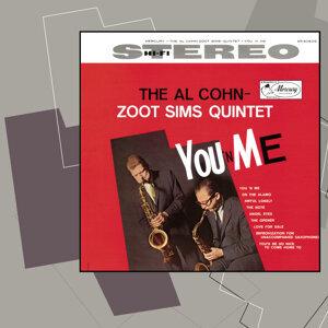 The Al Cohn - Zoot Sims Quintet 歌手頭像