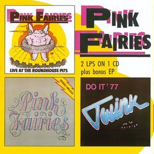 The Pink Fairies 歌手頭像