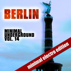 Berlin Minimal Underground アーティスト写真