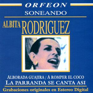 Albita Rodriguez 歌手頭像