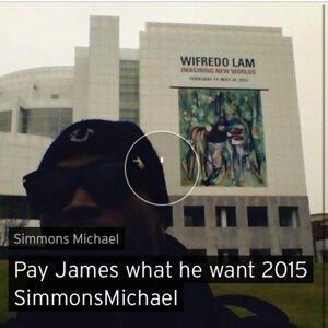 Simmons Michael 歌手頭像