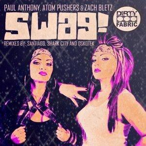 Paul Anthony, Atom Pushers & Zach Bletz 歌手頭像