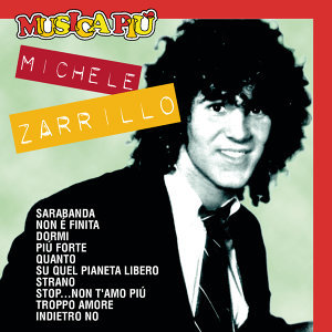 Michele Zarrillo 歌手頭像