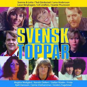 Svensktoppar 歌手頭像