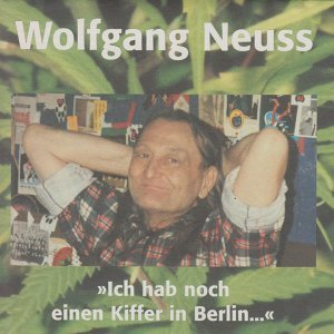Wolfgang Neuss, Max Goldt 歌手頭像