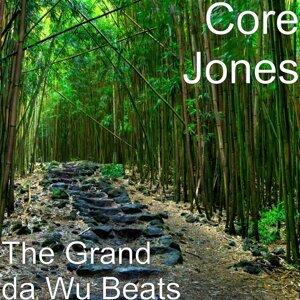 Core Jones 歌手頭像