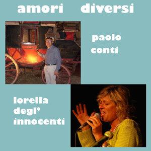 Paolo Conti, Lorella Degl'Innocenti 歌手頭像