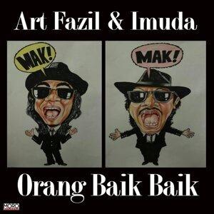 Art Fazil,Imuda 歌手頭像