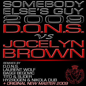 DONS vs Jocelyn Brown 歌手頭像