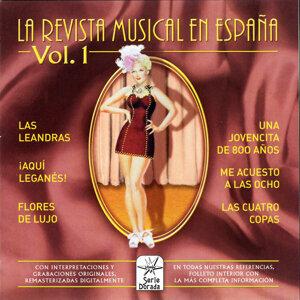 La Revista Musical en España 歌手頭像