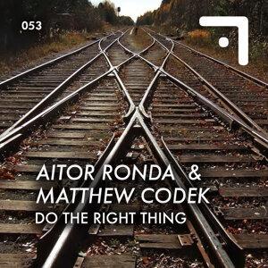Aitor Ronda & Matthew Codek 歌手頭像