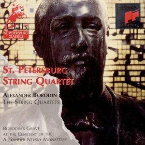 St. Petersburg String Quartet 歌手頭像