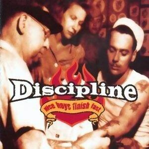 Discipline 歌手頭像